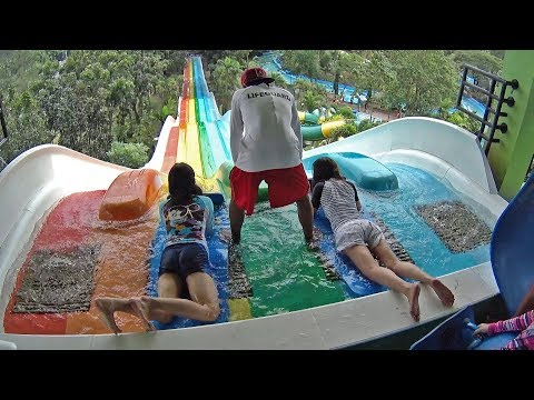 Splash Island in The Philippines (Filipino Music Clip!)