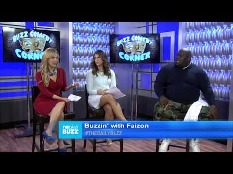 Comedian & Actor Faizon Love Stopped by the Studio!