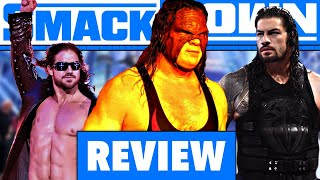 WWE SmackDown Review - READY TO RUMBLE - 17.01.20 (Wrestling Podcast Deutsch)