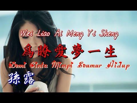 Wei Liao Ai Meng Yi Sheng 为了爱梦一生 [Demi Cinta Bermimpi Seumur Hidup] 孫露