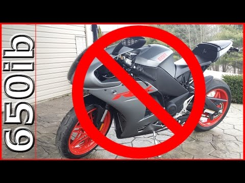 EBR Motorcycles OUT OF BUSINESS Again!!!