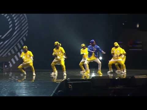 Diamond Platumz performs live at  MTV Africa Music Awards
