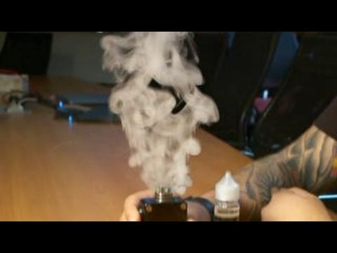 New warning: Teens using e-cigarettes to 'drip' nicotine