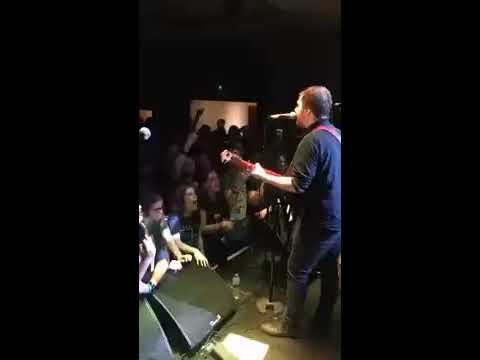 Area 11 Instagram Live - Boston Music Room 12/12/2017