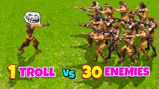 MOST Insane 50vs50 Comeback | 1 Player DESTROYS Entire Enemy Team