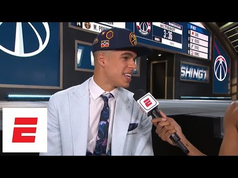 Michael Porter Jr. falls to Nuggets at No. 14, wants to be 'best' Denver draft pick ever | ESPN