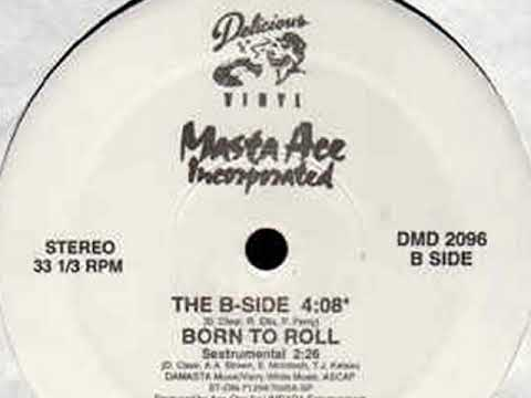 Masta ace incorparated  Born To Roll Sextrumental