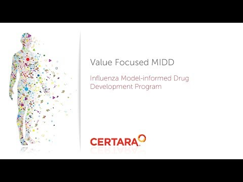 Value Focused MIDD: Influenza Model-informed Drug Development Program