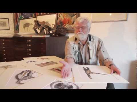 Jonathan Kingdon introduces Mammals of Africa