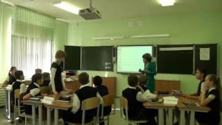 Урок математики, Мандаева_М.Л., 2015