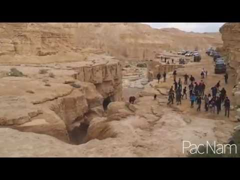 Ancient river opens in the Biblical Jerusalem after 2000 yrs being dried
