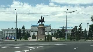 Алматы. Город без общественного транспорта. Карантин.
