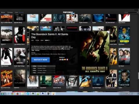 Popcorn Time! Watch HD Movies And TV s On Your PC Without Downloading!