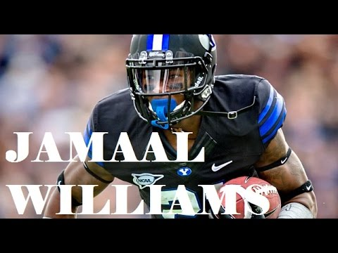 Ultimate Jamaal Williams || BYU 2016 Highlights || Underrated