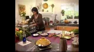 Choumicha : Tajine de poulet aux fenouils et aux petits pois (VF)