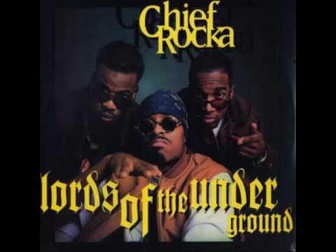 Lords Of The Underground  Chief Rocka USA 1993