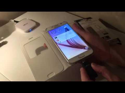 Bidul: cle USB OTG pour Samsung S6