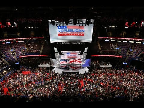 FNN: Day 4 of Republican National Convention - TRUMP Accepts GOP Nomination - FULL COVERAGE
