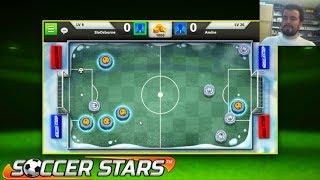 SOCCER STARS (PC / Android / iOS) - Fútbol de chapas y Subbuteo || Gameplay Español