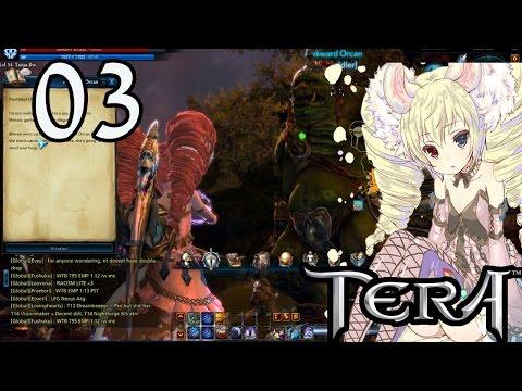 TERA: Rising - Class Elin Reaper - ( PC, MMO) - Gameplay Walkthrough - Part 03
