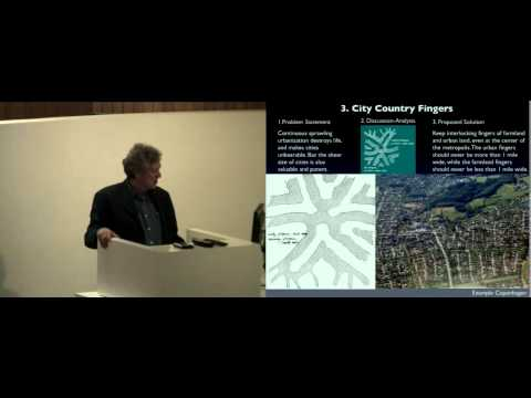Battle for the Life and Beauty of the Earth -- Urban Architecture and Urban Design