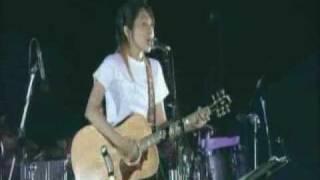 Hitomi Yaida's Mawaru Sora, acoustic live.