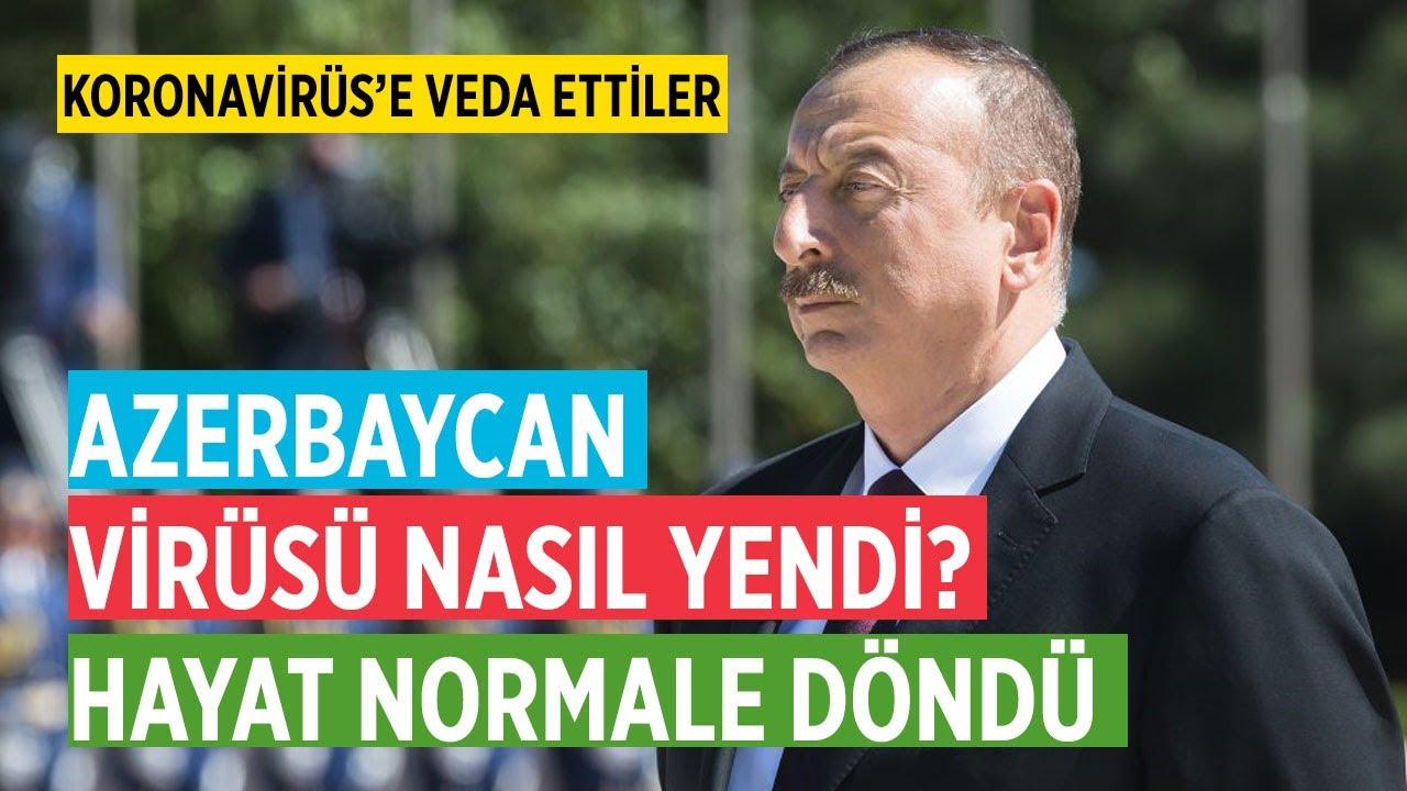 Azerbaycan'da Hayat Normale Dönüyor. Azerbaycan Nasıl Başardı?...
