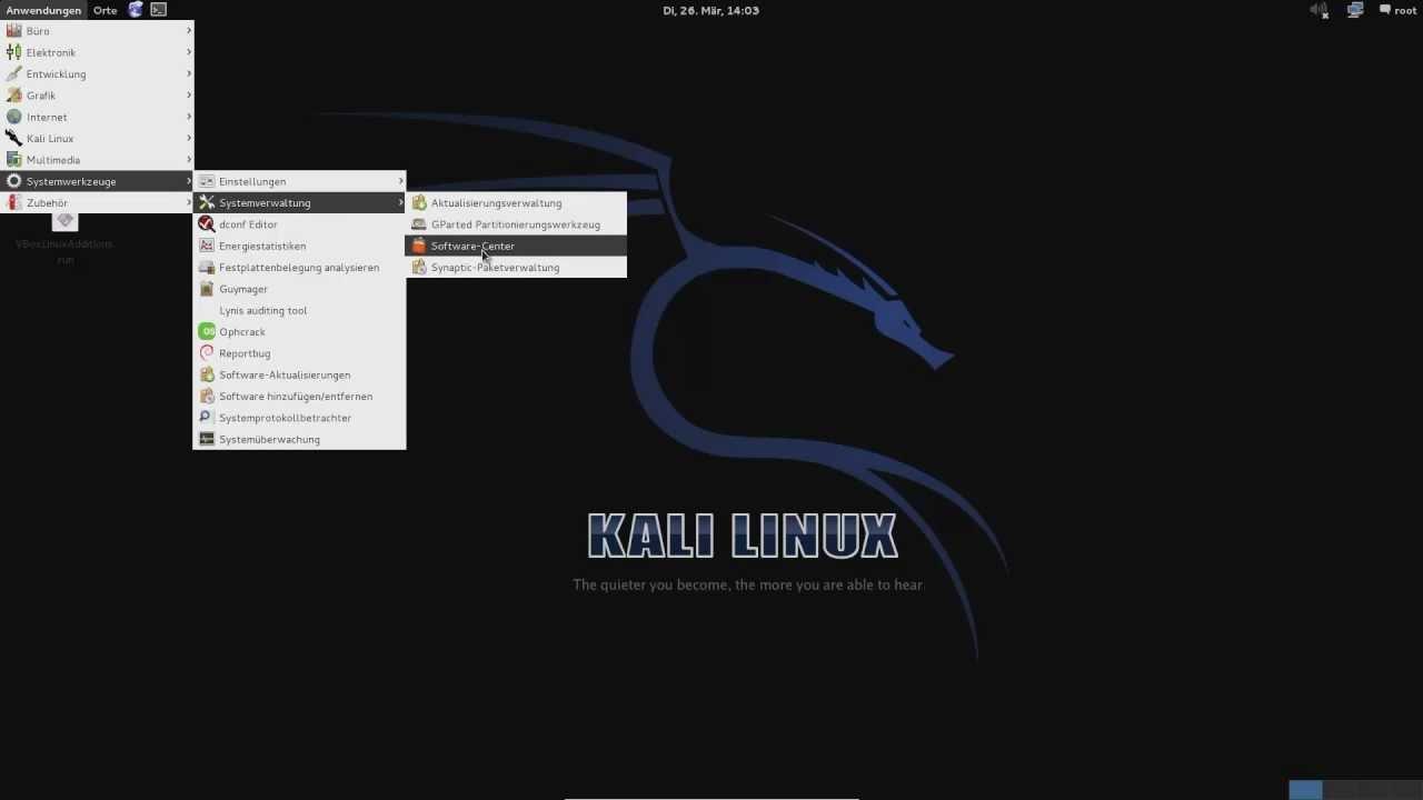 Linux Software Installieren