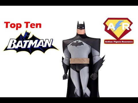 Top 10 Greatest Batman Action Figures