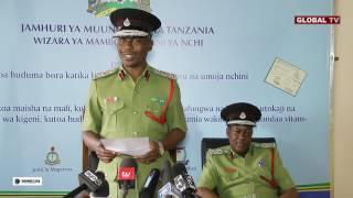 Alichokizungumza Thobias Andengenye Baada ya Kuwaapishwa Maofisa Zimamoto