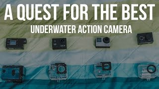 Repeat youtube video A Quest for the Best Underwater Action Camera