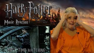 FIRST TIME WATCHING! Harry Potter and the Deathly Hallows Part 2 | MOVIE REACTION