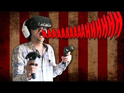 EL VISITANTE/THE VISITOR (HTC Vive VR) | FaRgAn