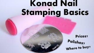 Nail Stamping Basics