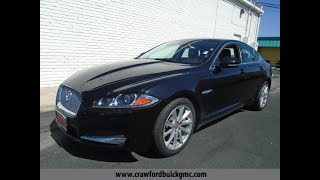 2014 Jaguar XF I4 T (El Paso, Texas)