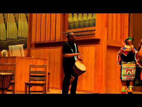 Imilonji KaNtu Choral Society Performing In Boston [HD] - June 23, 2012