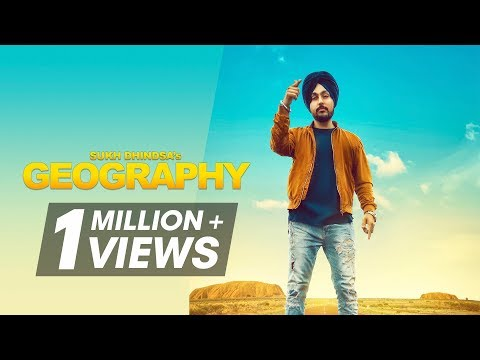 Geography | Sukh Dhindsa | Jashan Nanarh | San B | Latest Punjabi Song 2018 | Humble Music