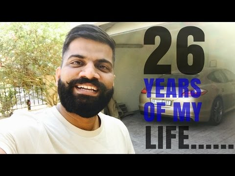 26 YEARS OF MY LIFE - Connecting the Dots... SURPRISE