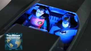 "DC Collectibles Batman: The Animated Series 6"" Scale Batmobile Vehicle Review"