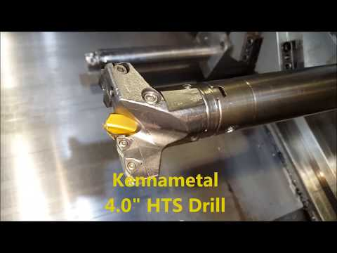 My Favorite Drill -- Heavy CNC Drilling