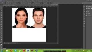 Уроки по Adobe Photoshop CS6(часть 2-заменяем лица)