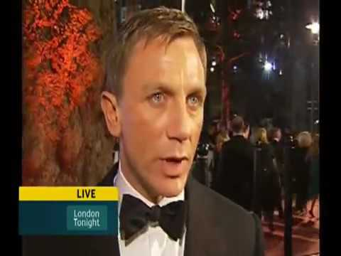 Casino Royale World Premiere Media Round Up