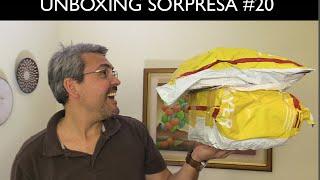 UNBOXING SORPRESA # 20