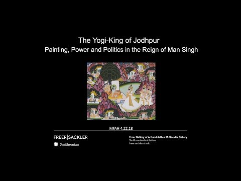 Voices on Art-Museum of Fine Arts, Houston-Curator Debra Diamond on Maharaja Man Singh