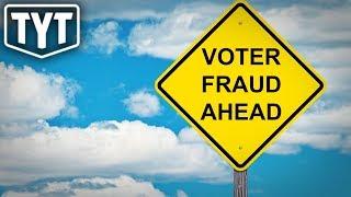 Republicans Scrambling To Make Rigging Elections LEGAL