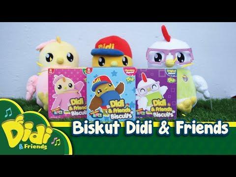 Didi & Friends   Biskut Didi & Friends