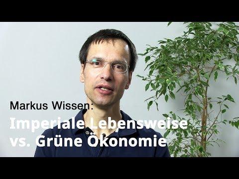 Grüne Ökonomie vs.