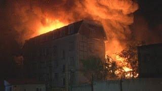 Пожарные погибли при исполнении. Новости. GuberniaTV
