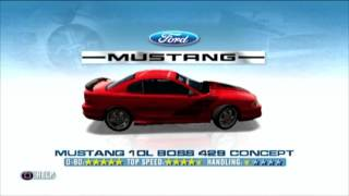 Ford Mustang: The Legend Lives - All Cars