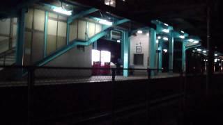 九州工大前駅 2010年3月 その4 通過電車(快速)